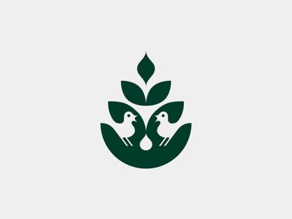 Julius Seniūnas Ecological tea branding 580x435 - Zaujímavé logo inšpirácie