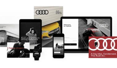 audi 380x220 - Audi predstavilo novú inovatívnu identitu