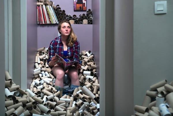 Antoine Repesse 365 Unpacked Recyclable Trash 4 Years 2 - Skvelý projekt, ktorý poukazuje na náš každodenný problém