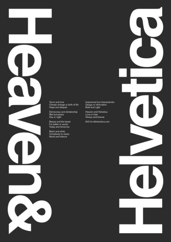 BVD 724x1024 566x800 - Plagáty oslavujú - Helvetica má 60