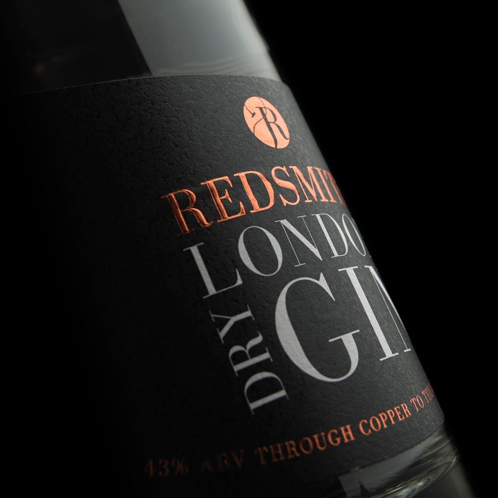 Royston Labels Redsmith 3 - Redsmith London Dry Gin
