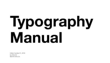 Typography Manual Rules Tips Improve Typography Futur Video 5 380x220 - Tutorial: 10 tipov pre lepšiu typografiu