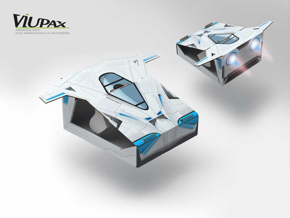Viupax 6 - Viupax Innovative Shoe Box (koncept)