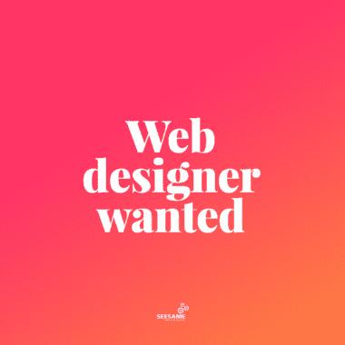 seesame webdesigner 380x380 - Seesame hľadá web dizajnéra/ku