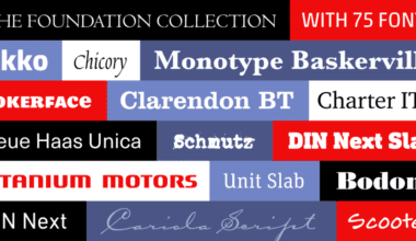 222341 380x220 - Font dňa – Monotype: The Foundation Collection