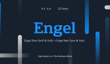 237471 380x220 - Font dňa – Engel New