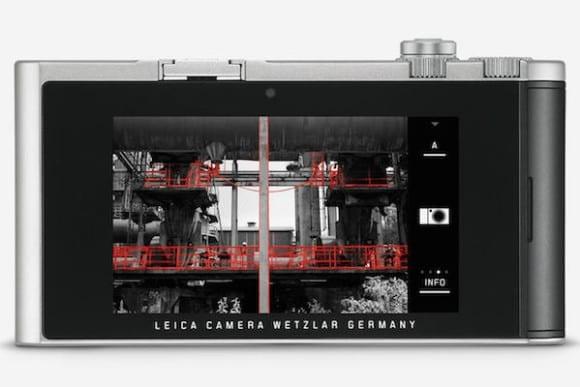 3 1 580x387 - Leica prichádza s dotykovou TL2