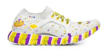"""custom adidas ultra boost x louisiana sophia chang 380x181 - Umělkyně navrhly tenisky """"One-Of-Kind"""" pro Adidas, které představují státy USA"""