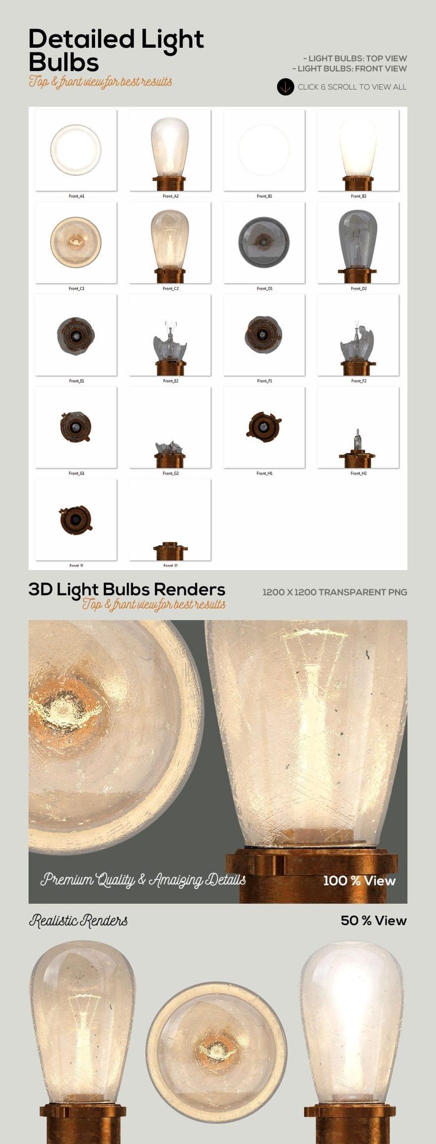 marqueelightbulbsfrontview06  - Efekt Vintage 3D svetených panelov za 19 dolárov!