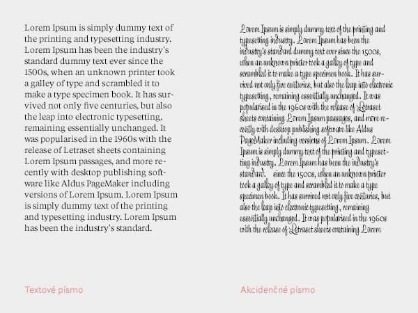 typografia 3 - Tajomstvo dokonalej typografie