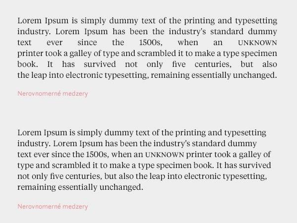 typografia 9 - Tajomstvo dokonalej typografie