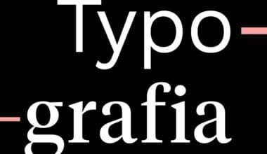 typografia thumb 380x220 - Tajomstvo dokonalej typografie