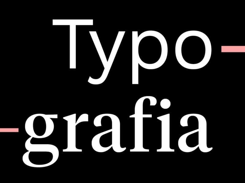 typografia thumb 800x600 - Tajomstvo dokonalej typografie