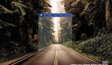 Audi Texting And Driving Leave Your Phone Warp Perception Print Ad Campaign 3 380x220 - Nová kampaň Audi: Mobil za volant nepatrí