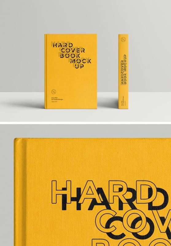 body 1 557x800 - Mockup hardcover knihy zadarmo!