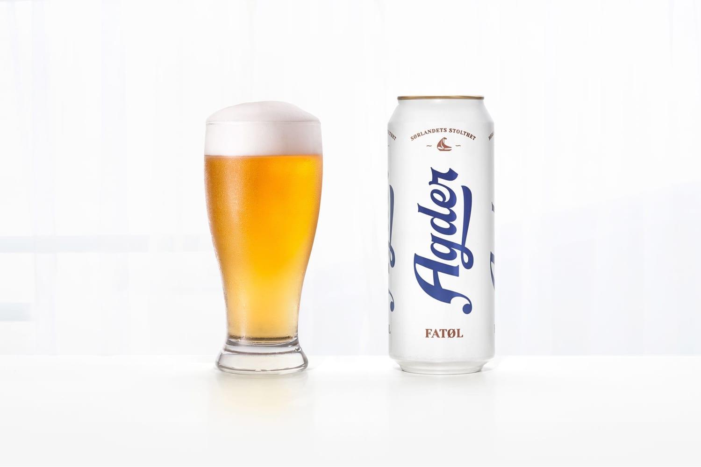 03 Agder Bryggeri Local Beer Branding Packaging Frank Norway BPO - Ach, tie obaly – Agder Bryggeri by Frank