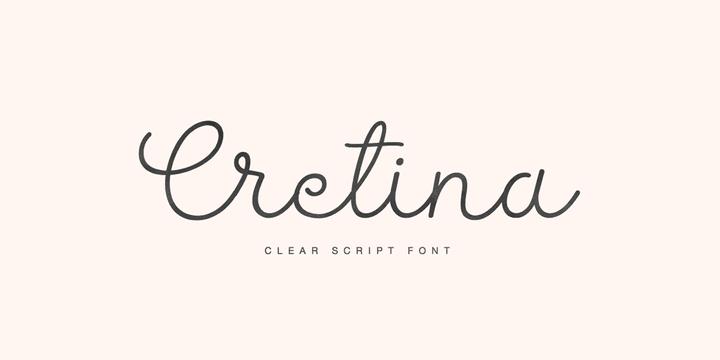242380 - Font dňa – Cretina
