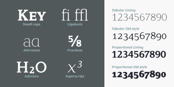243348 580x290 - Font dňa – Lagu Serif