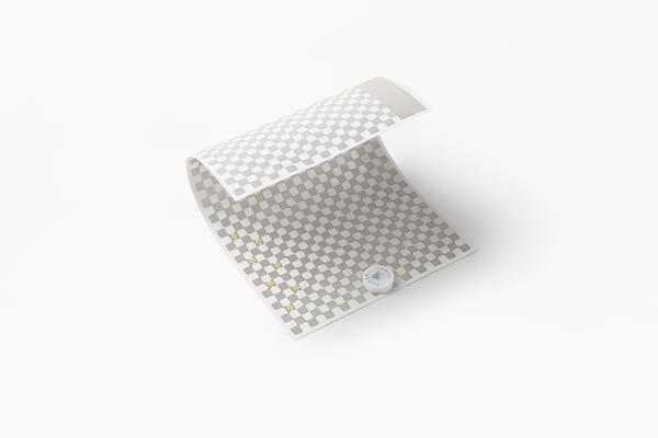 3 - Důmyslná svítilna Nendo vyrobená z jediného listu papíru