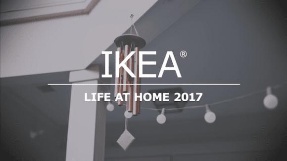 """1 IKEA LifeAtHome Report2017 Lifestyle 580x326 - IKEA odhaluje 5 univerzálních frustrací """"Life At Home"""" ve studii roku 2017"""