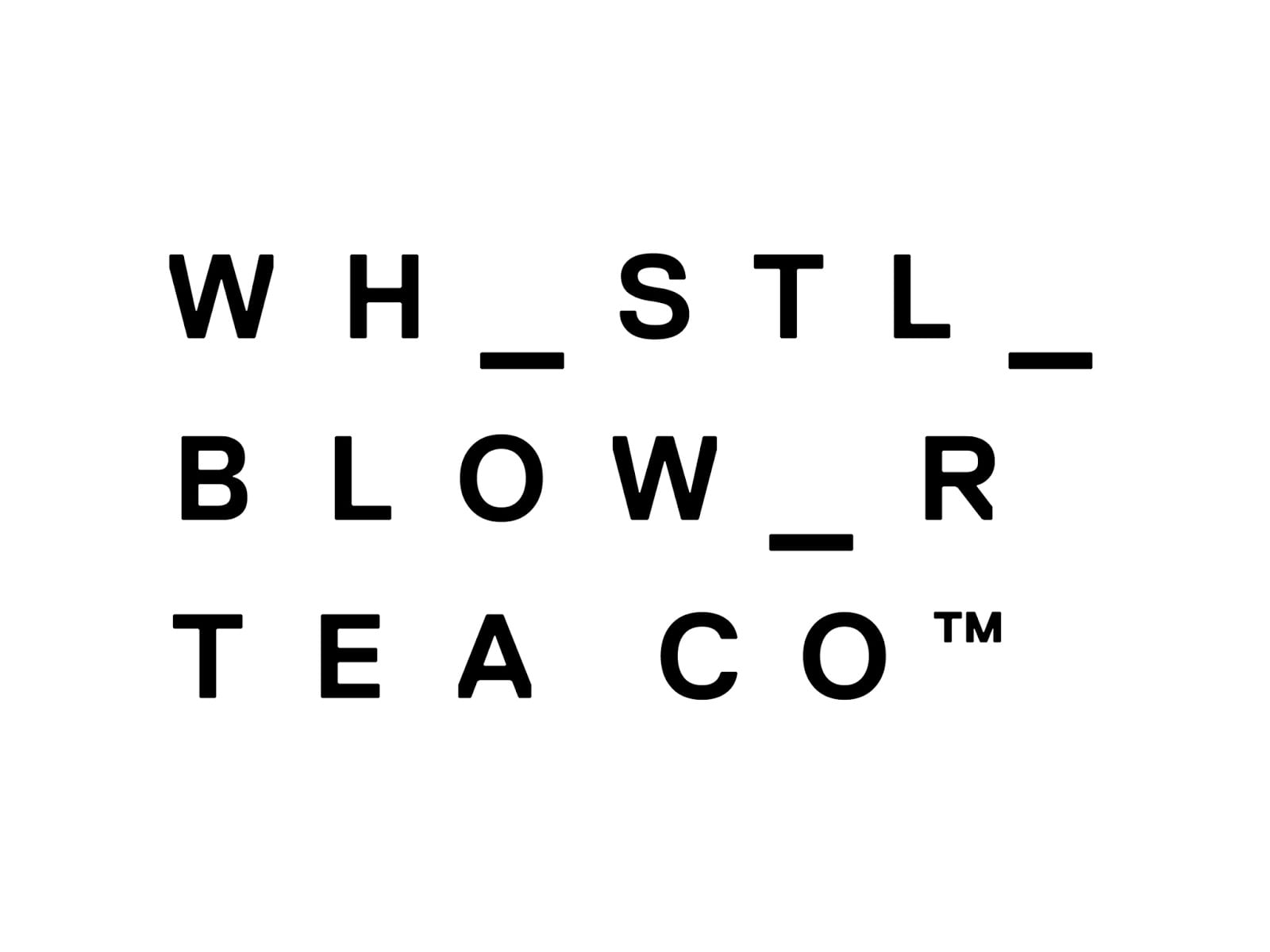 1 BlackSquidDesign Whistle Blower Tea Co Logo - Ach, tie obaly – Whistle Blower Tea Co.