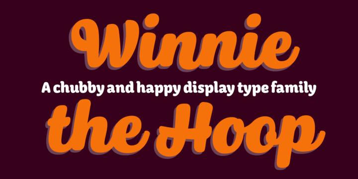 244671 - Font dňa – Winnie The Hoop