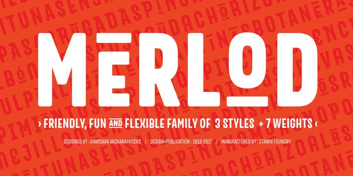 245635 - Font dňa – Merlod