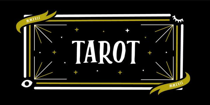 246332 - Font dňa – Tarot