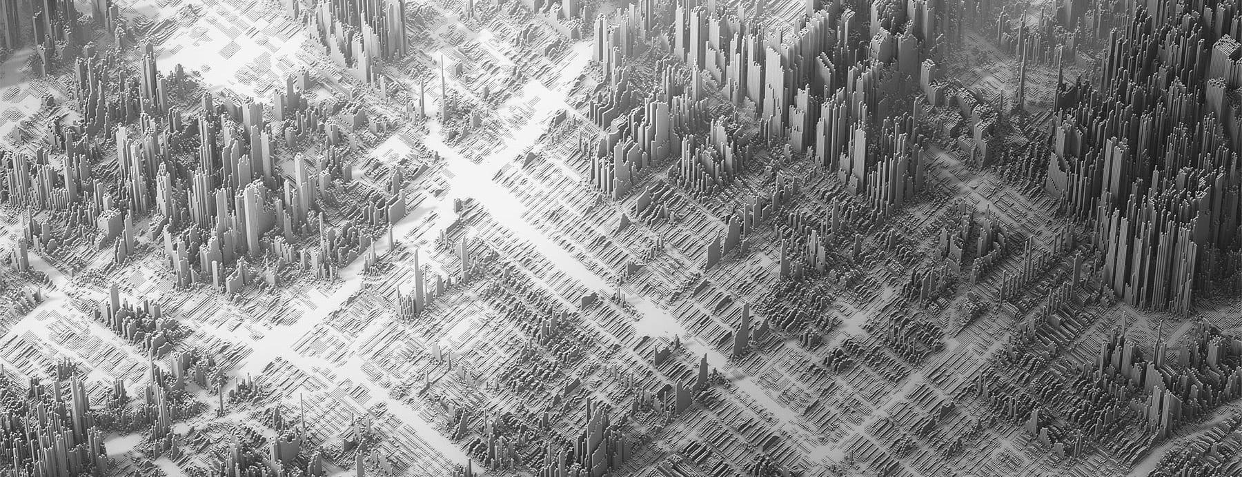 33 - Herwig Scherabon vizuálně zdůrazňuje nerovnost příjmů ve velkých městech