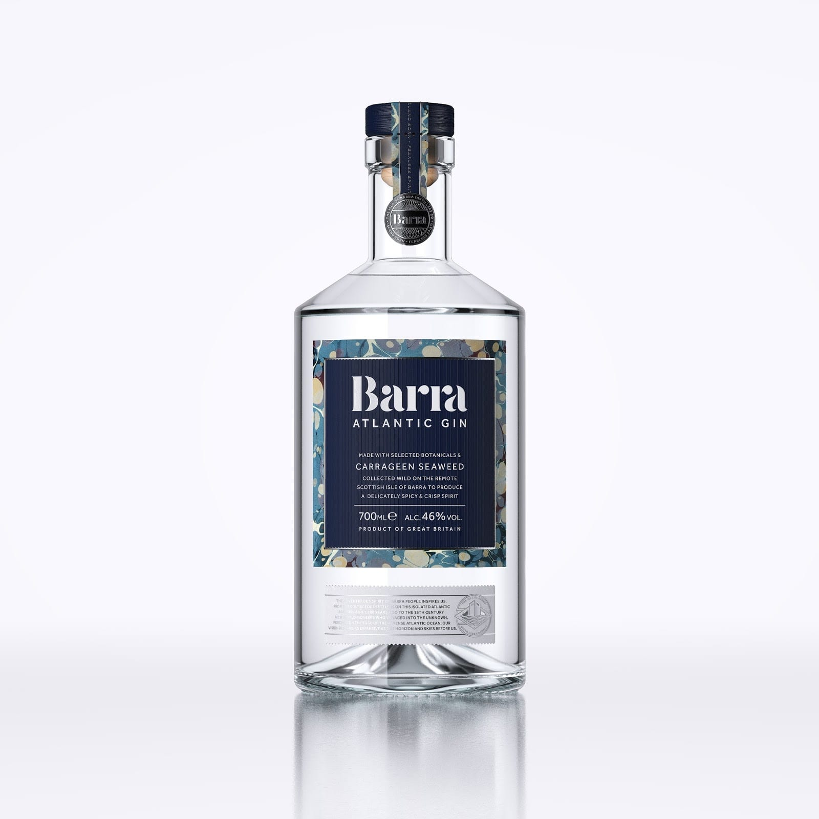 Barra Atlantic Gin 2 - Ach, tie obaly –  Barra Atlantic Gin