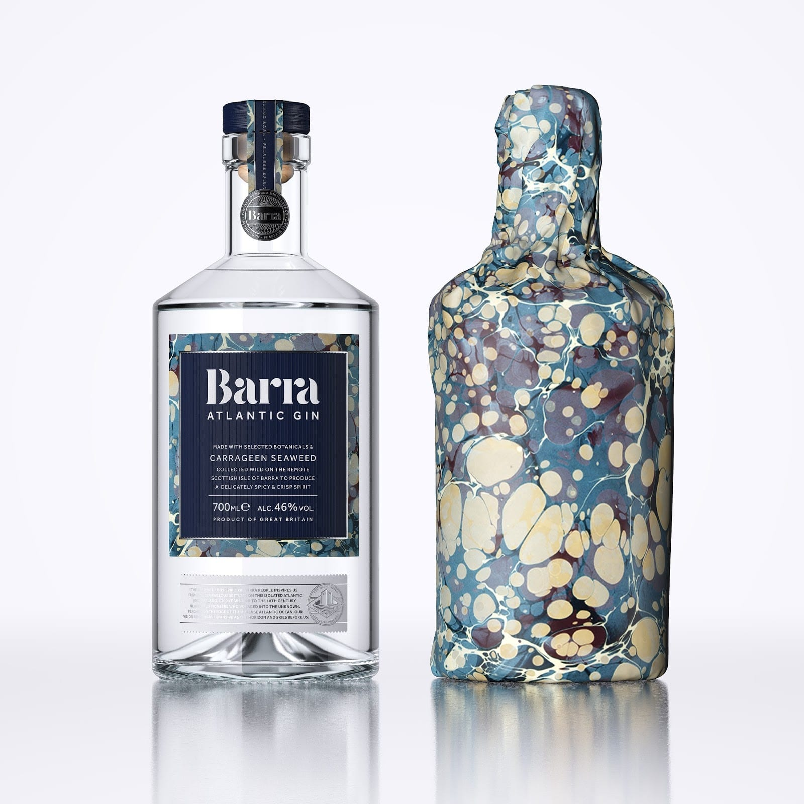 Barra Atlantic Gin 4 - Ach, tie obaly –  Barra Atlantic Gin