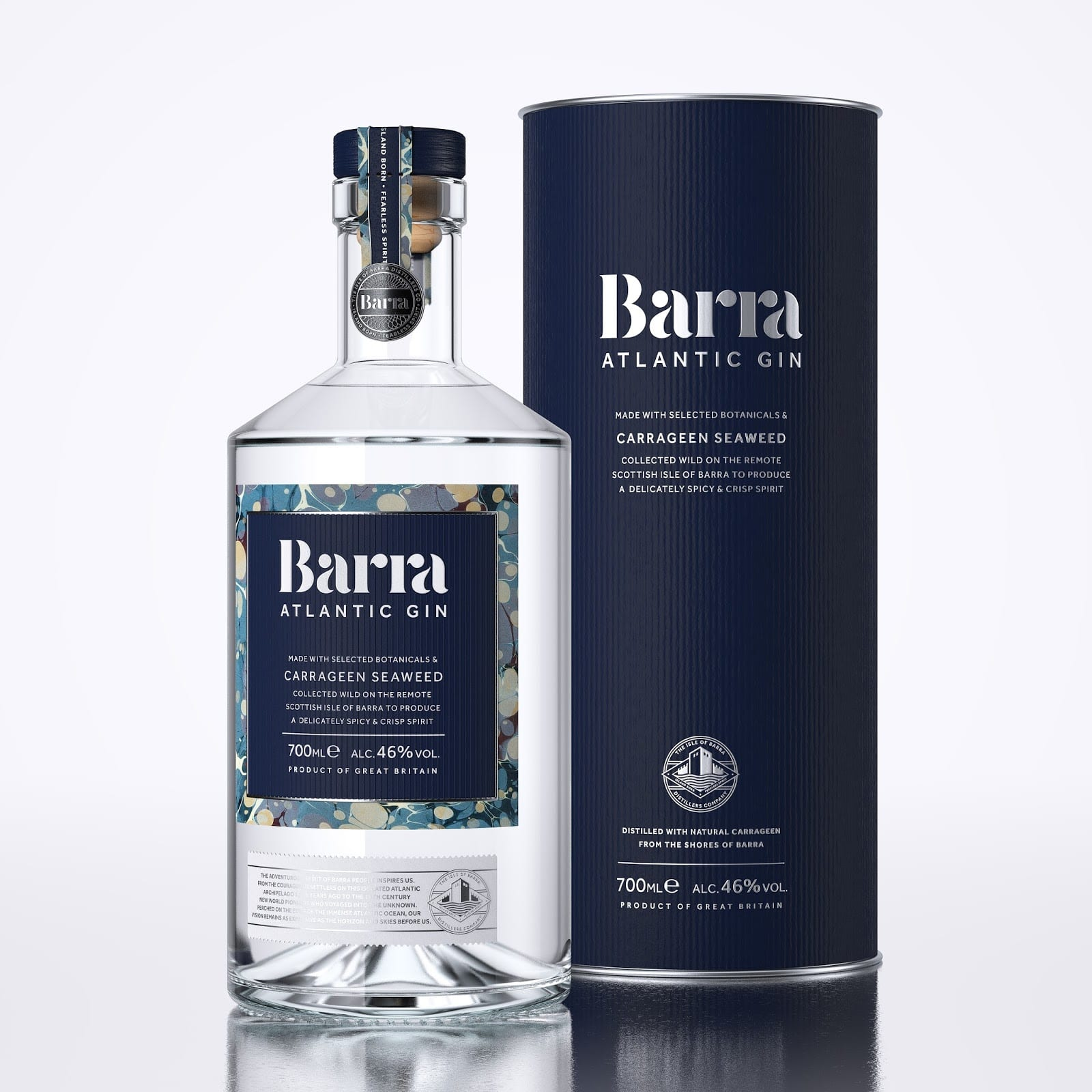 Barra Atlantic Gin 5 - Ach, tie obaly –  Barra Atlantic Gin