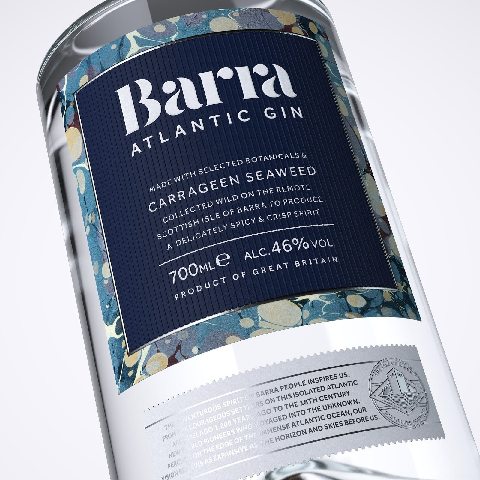 Barra Atlantic Gin 6 - Ach, tie obaly –  Barra Atlantic Gin