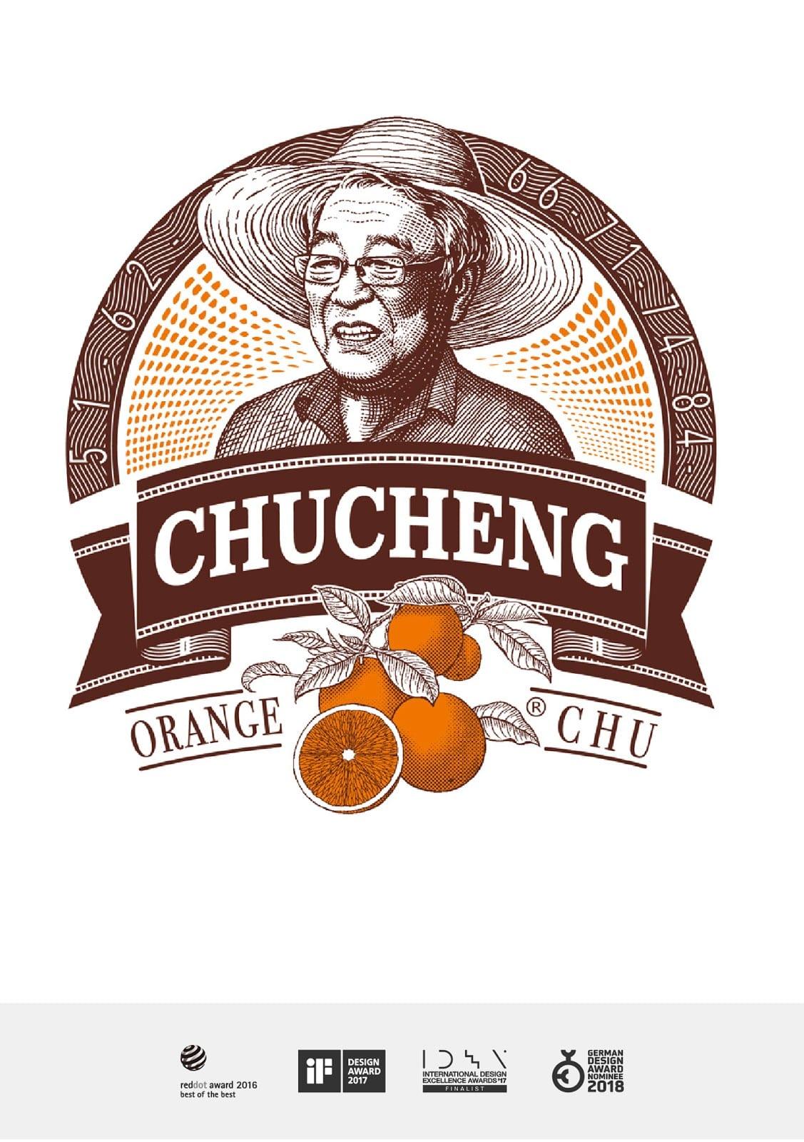 Chus Orange 01 - Pomaranče, ktoré si kúpite už len kvôli ich kreatívnemu baleniu