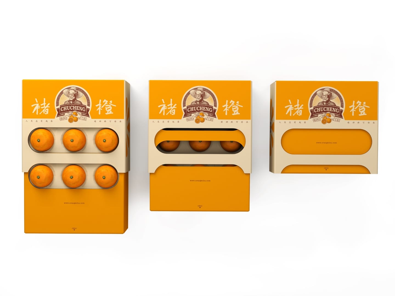 Chus Orange 03 - Pomaranče, ktoré si kúpite už len kvôli ich kreatívnemu baleniu