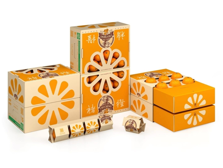 Chus Orange 06 - Pomaranče, ktoré si kúpite už len kvôli ich kreatívnemu baleniu