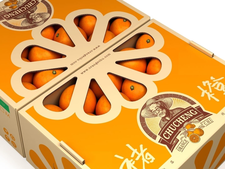 Chus Orange 08 - Pomaranče, ktoré si kúpite už len kvôli ich kreatívnemu baleniu