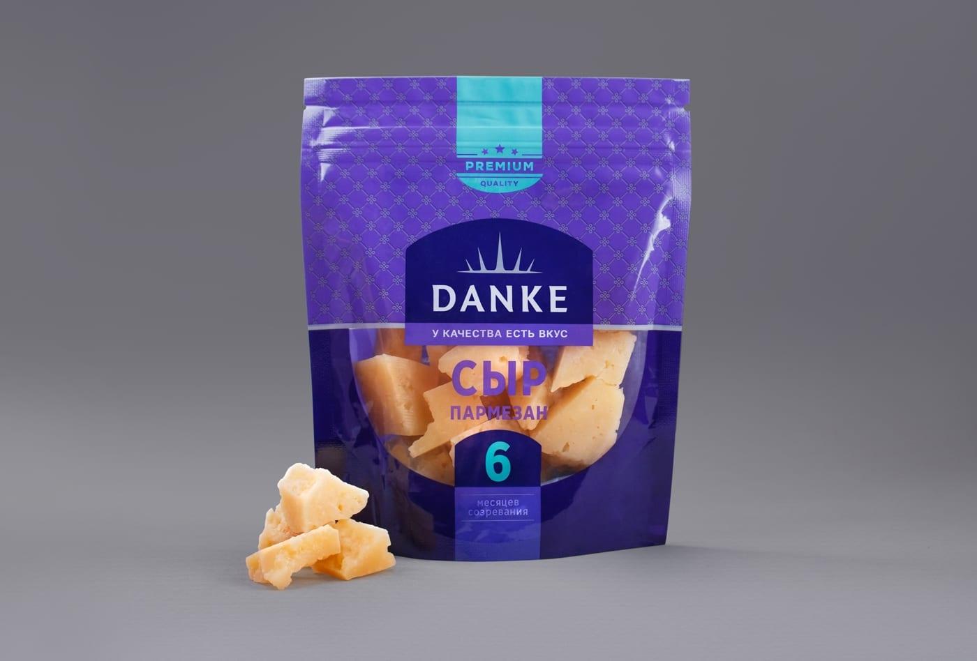 DANKE 6 - Ach, tie obaly – Danke Dairy mléčné výrobky