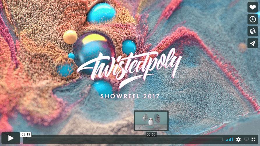 Snímka obrazovky 2017 10 28 o 11.28.09 - Pohyblivá inšpirácia – Twistedpoly showreel 2017