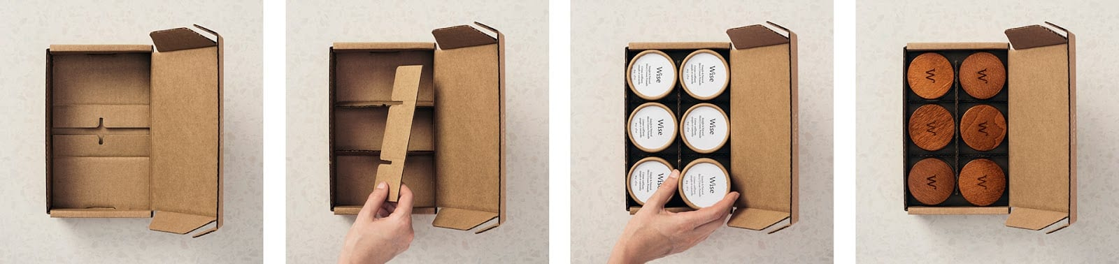 Wise Mens Care Brand Identity and Packaging 014 - Ach, tie obaly – péče Wise Men