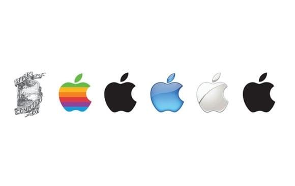 apple 580x179 1 - Více než 150 lidí se pokusilo nakreslit 10 velmi slavných log zpaměti. Výsledky pobaví