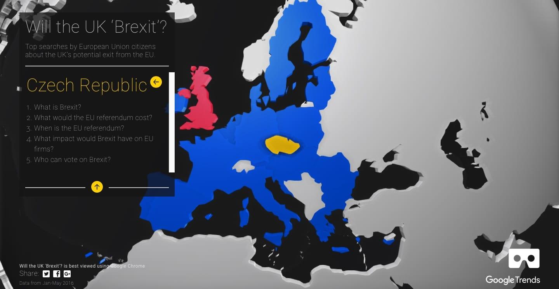 brexit - 5 brilantních využití 3D v infografice