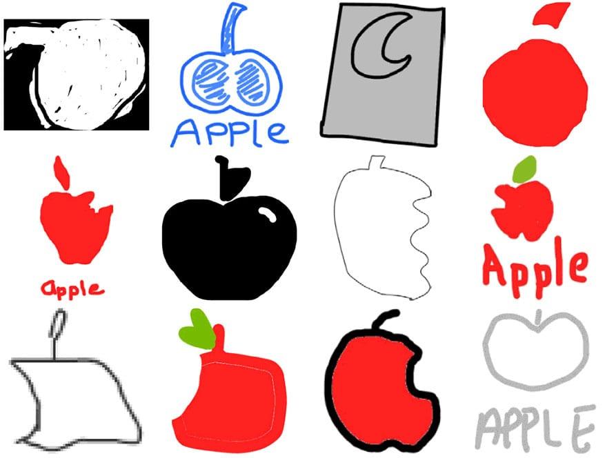 famous brand logos drawn from memory 34 - Více než 150 lidí se pokusilo nakreslit 10 velmi slavných log zpaměti. Výsledky pobaví
