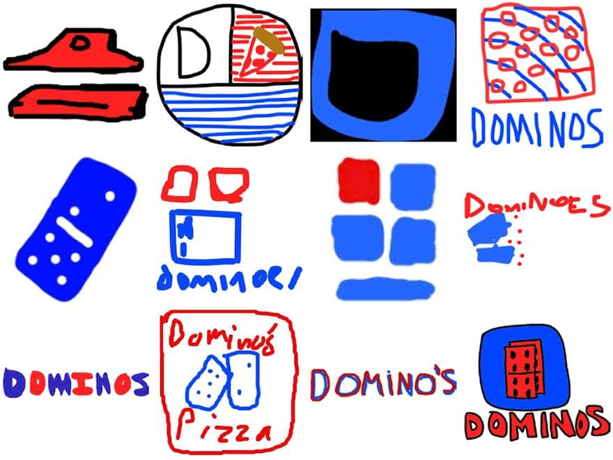 famous brand logos drawn from memory 41 - Více než 150 lidí se pokusilo nakreslit 10 velmi slavných log zpaměti. Výsledky pobaví