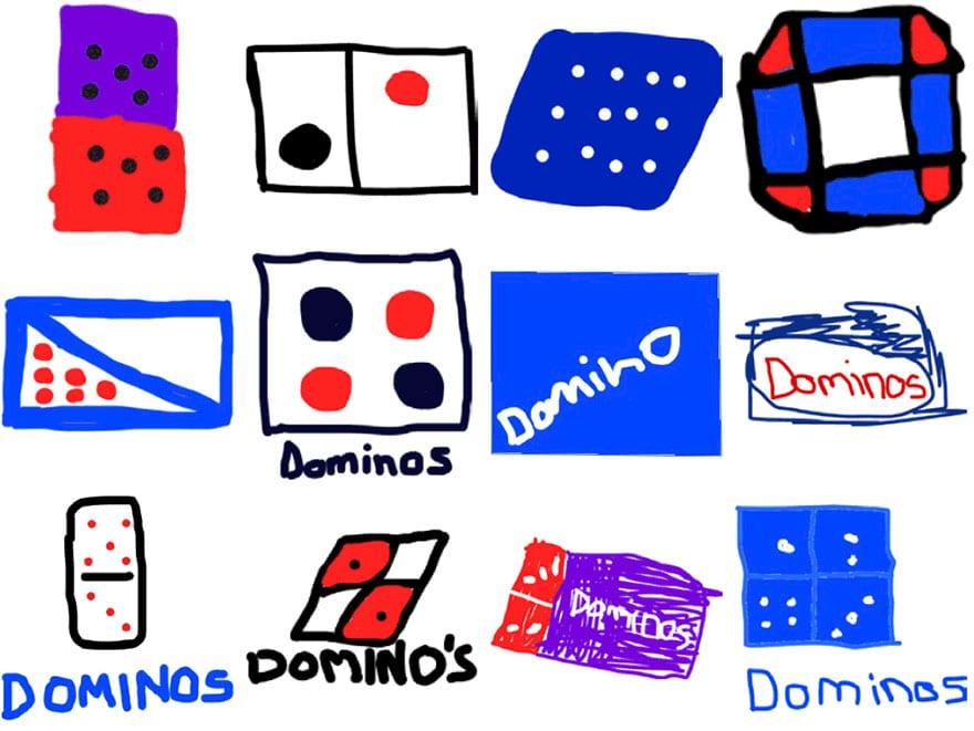 famous brand logos drawn from memory 42 - Více než 150 lidí se pokusilo nakreslit 10 velmi slavných log zpaměti. Výsledky pobaví