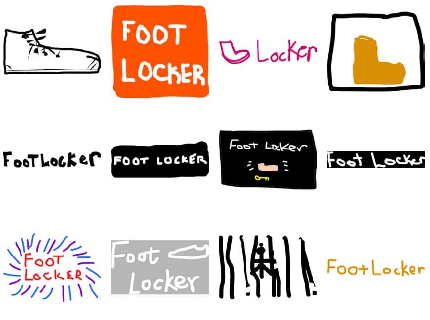 famous brand logos drawn from memory 44 - Více než 150 lidí se pokusilo nakreslit 10 velmi slavných log zpaměti. Výsledky pobaví