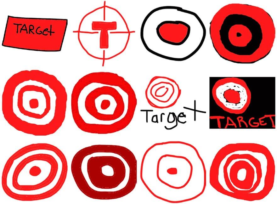 famous brand logos drawn from memory 49 - Více než 150 lidí se pokusilo nakreslit 10 velmi slavných log zpaměti. Výsledky pobaví