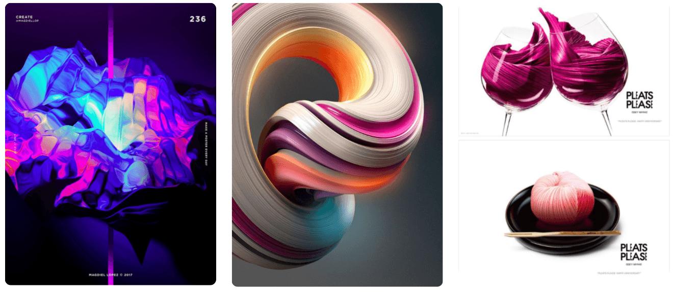 14a - Trendy v grafickém designu pro rok 2018