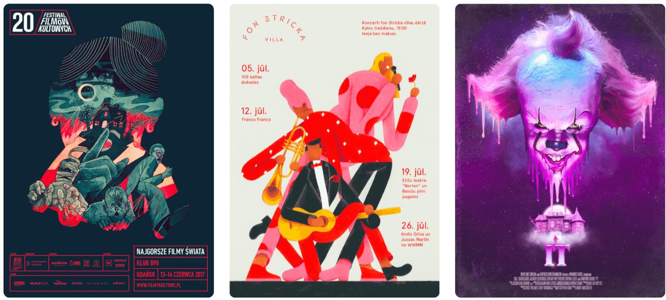 20a - Trendy v grafickém designu pro rok 2018