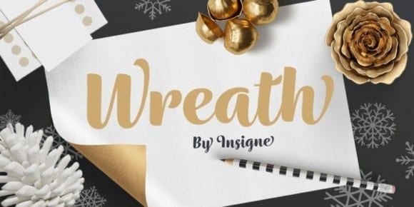 221078 580x290 - Font dňa – Wreath